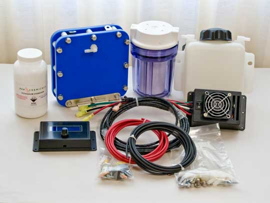 HHO Kits, Systems, Electronics