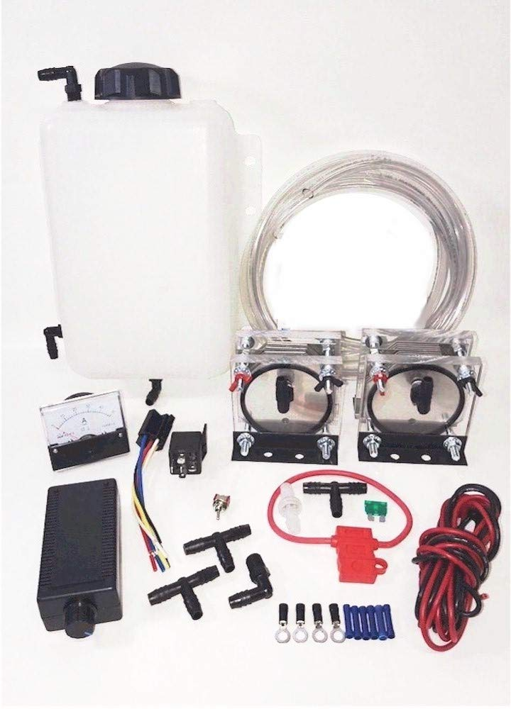 HHO Twin Dry Cells Pro 2 Hydrogen Generator Complete Kit Includes 30 Hho Wiring Schematic on